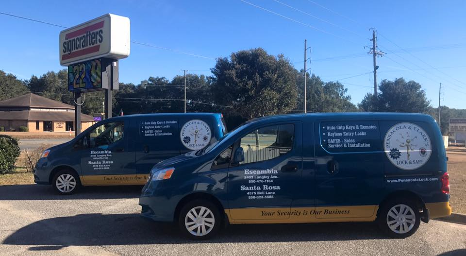 Pensacola Lock and Safe Locksmith Services - Pensacola Lock