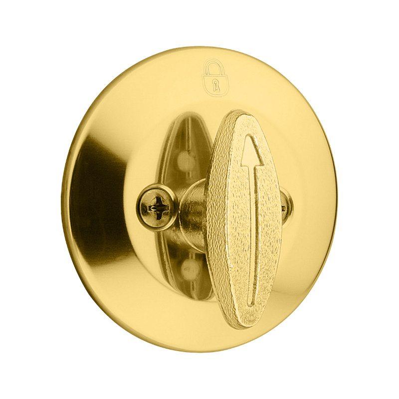 Kwikset - 663 3 - 663 Series - Polished Brass