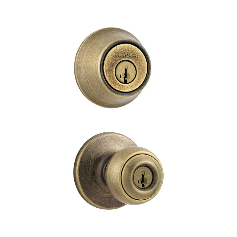 Clarks Lock & Safe | Polo Combo Pack - Antique Brass