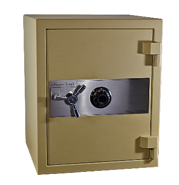 Hayman - MV-2116 - Fire & Burglary Safe