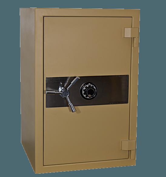 Hayman - MV-2916 - Fire & Burglary Safe