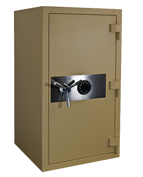 Hayman - MV-3516 - Fire & Burglary Safe