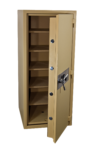 Hayman - MV-5420 - Fire & Burglary Safe