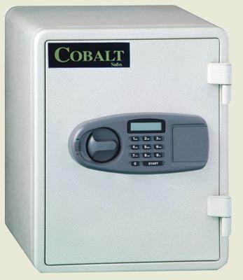 Cobalt - EM-016 - Fireproof Home Safe