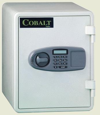 Cobalt  - EM-030 - Fireproof Home Safe