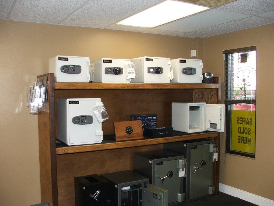 Safes at Pensacola Lock & Safe