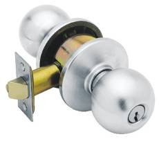 Clarks Lock & Safe | A STOREROOM ORBIT LOCKSET 2-3/4