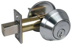SCHLAGE - B6602626 - B660 HD SINGLE CYLINDER DEADBOLT 2-3/4