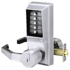 KABA - LL103126D - ACCESS L1000 PB LEVER TRIM LH PASSAGE FUNCTION