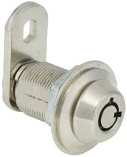 US Locks - US1420KKAA - TUBULAR CAM LOCK 1-1/8