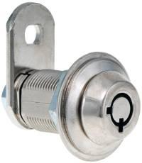 US Locks - US1420KKAB  - TUBULAR CAM LOCK 1-1/2