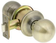 Clarks Lock & Safe | US LOCK 2010 SERIES PASSAGE LOCKSET 2-3/8