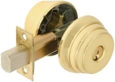 Clarks Lock & Safe |  N1680 SERIES DEADBOLT DBL CYL 2-3/8