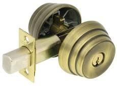 US Locks - USN1680D15A - N1680 SER DEADBOLT DBL CYL 2-3/8