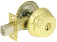 US Locks - USN1680S13  - N1680 SERIES DEADBOLT SGL CYL 2-3/8